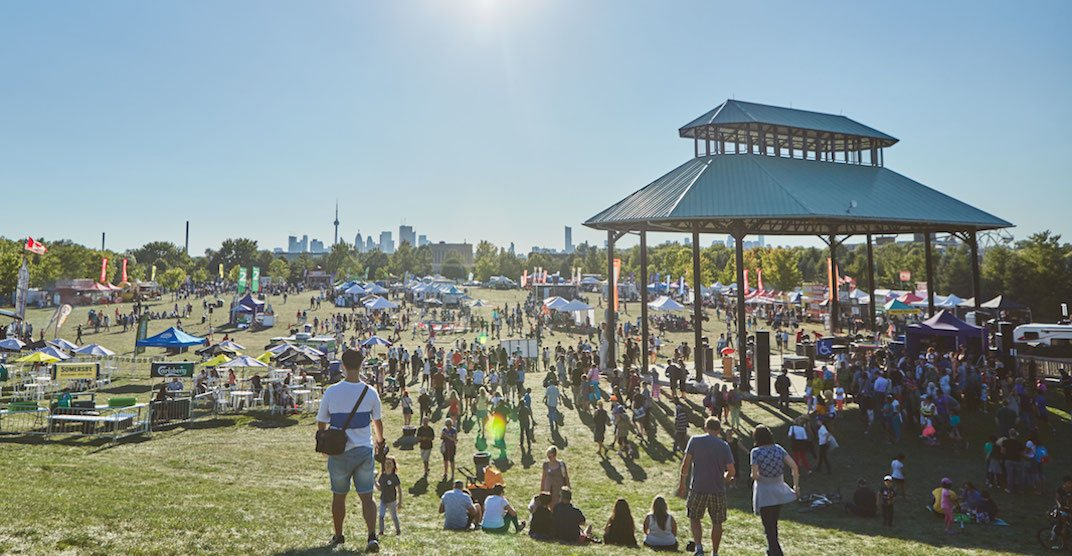 All the road closures in Toronto this long weekend: August 31 to September 3