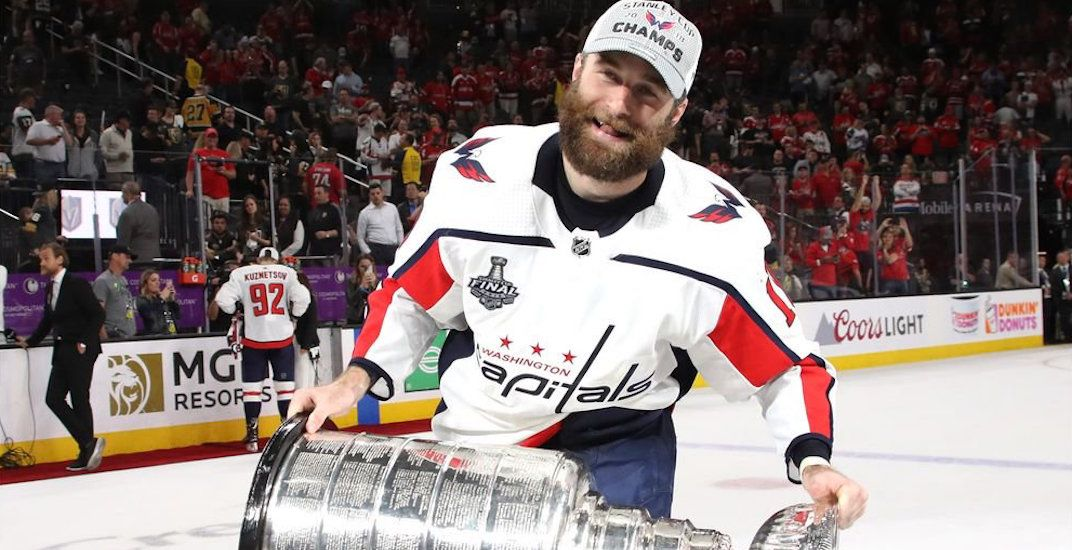 Another Stanley Cup winner says he won't visit Trump White House