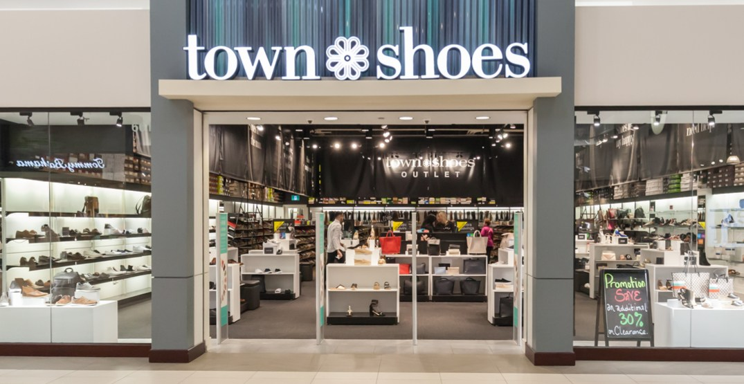 Town Shoes to close all its Canadian stores by new year