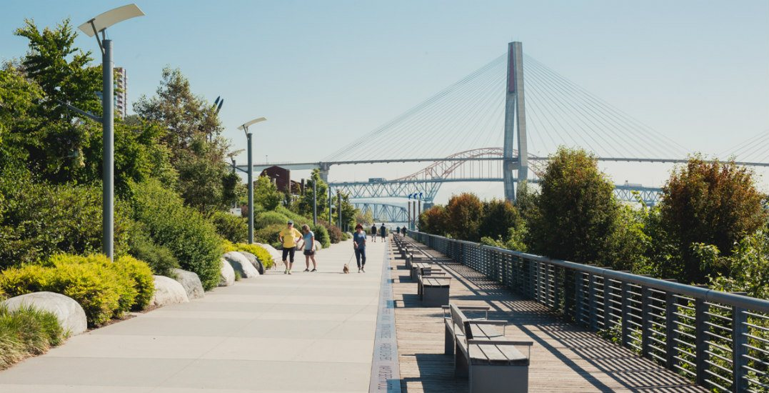 Experience the best of both worlds in downtown New West