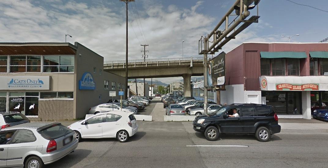 Arbutus Corridor West 4th Avenue