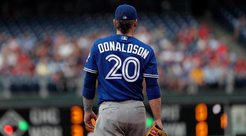 Donaldson's setback throws wrench into Blue Jays' plan to trade him