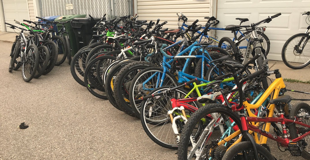 $70,000 worth of stolen bikes recovered from Calgary home