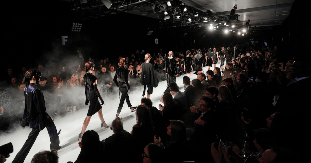 Toronto Fashion Week has been cancelled