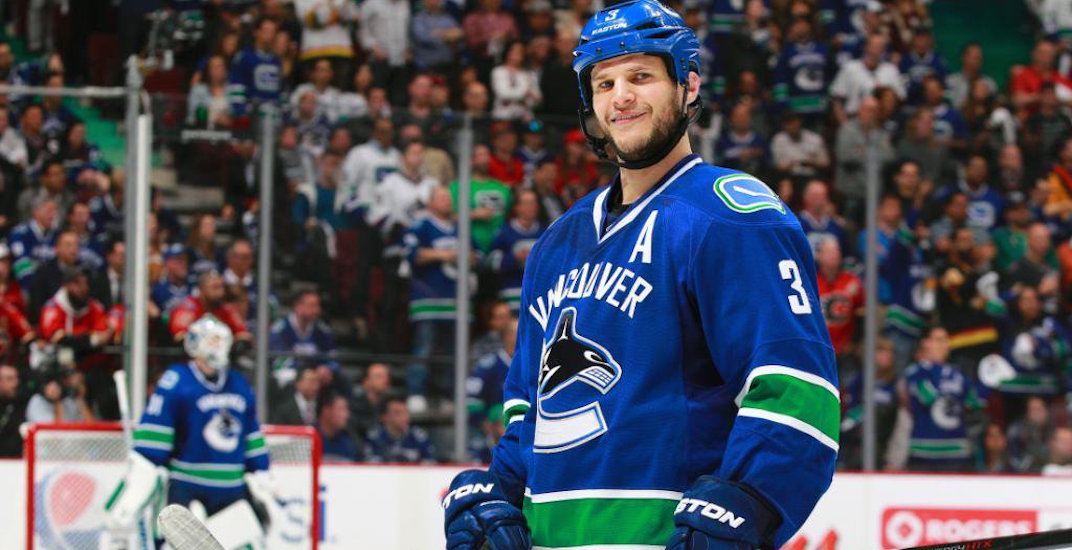 SixPack: Checking in with former Canucks defenceman Kevin Bieksa