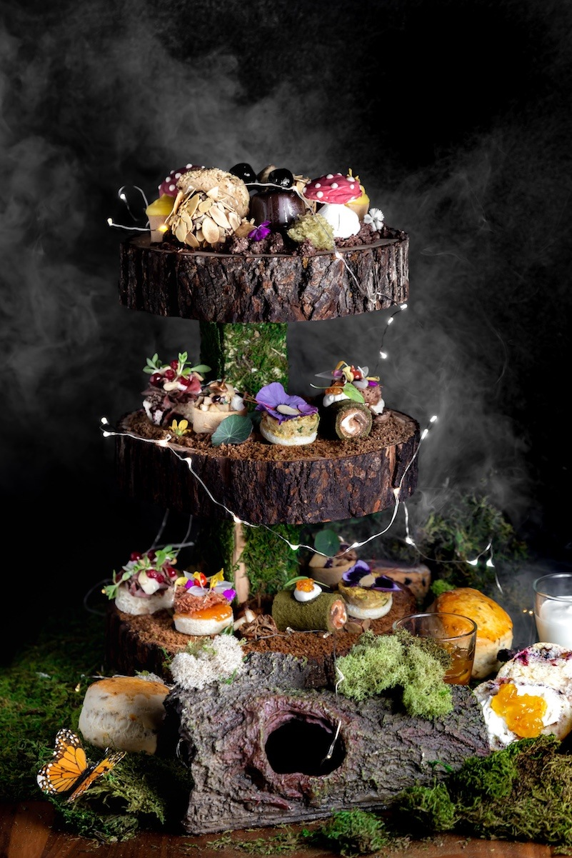 Check Out This New Enchanted Forest Afternoon Tea In