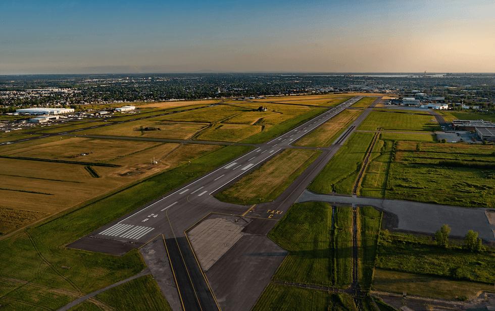Aéroport Montréal St-Hubert Longueuil announces new airline partnership