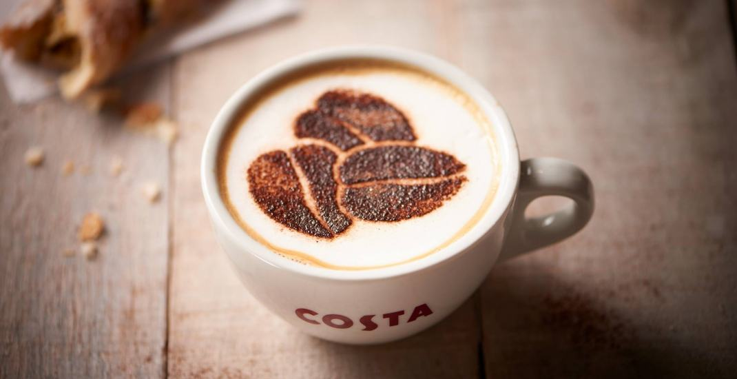 Coca-Cola buys one of the world's largest coffee chains in $5.1 billion deal