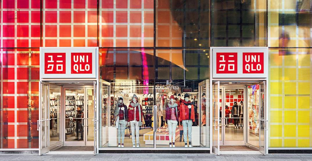 UNIQLO bringing an immersive pop-up shop to Vancouver this fall