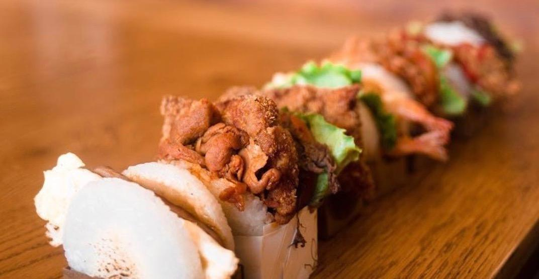 Rice Burger is giving away 100 FREE chicken katsus this weekend