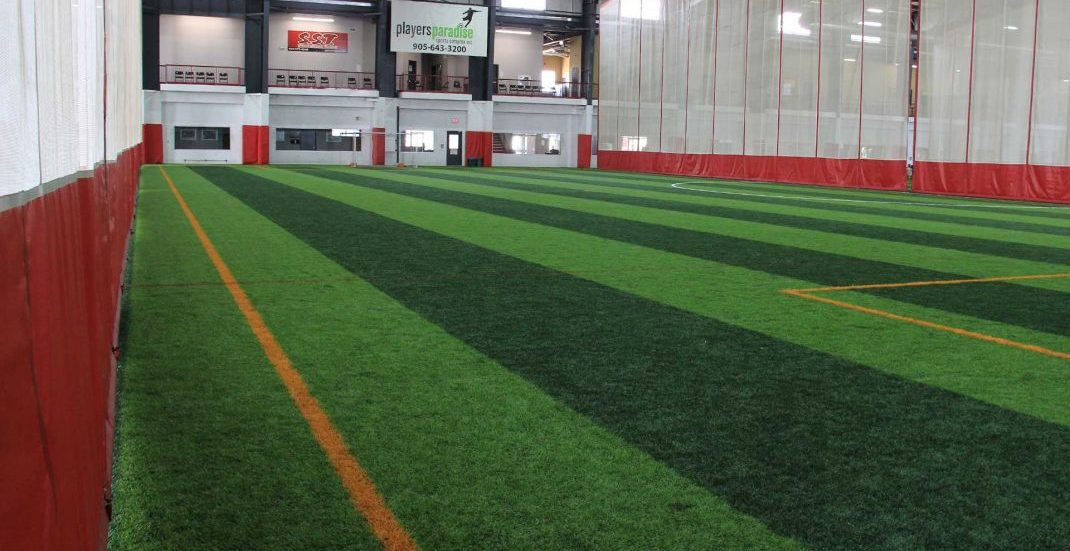 Cannabis company moves in on Stoney Creek's soccer turf