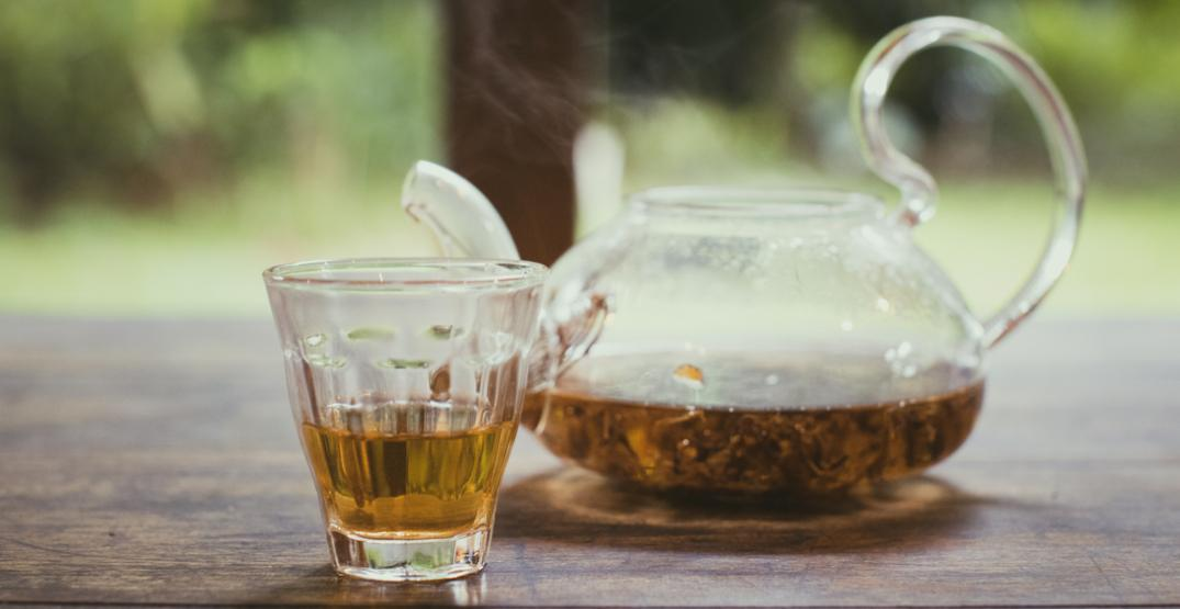 There's a huge tea festival happening in Vancouver this fall