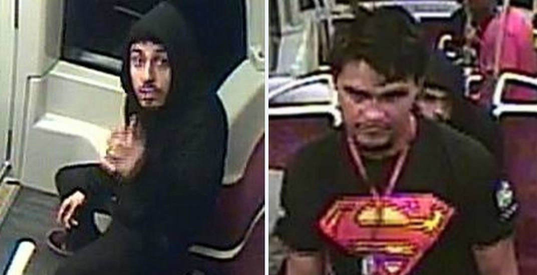 Police looking for 2 men after 24-year-old stabbed on TTC (PHOTOS)