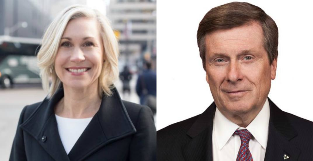 Tory has significant lead but Keesmaat is making gains: poll