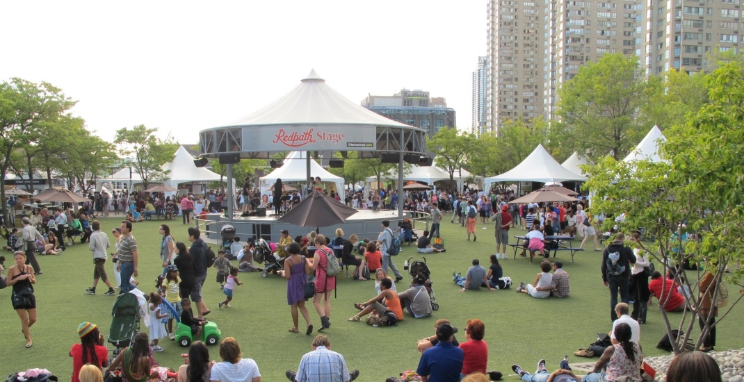 Veg Food Fest takes over Toronto's waterfront this weekend