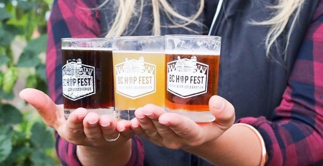 Canada's only farm-based fresh beer festival is happening this month