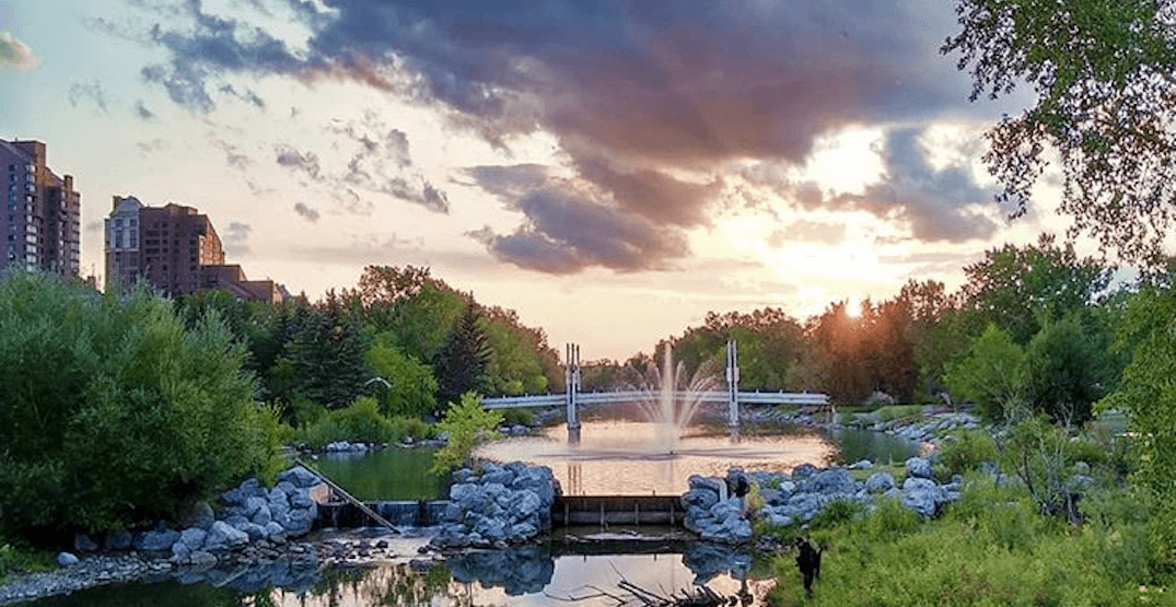 10 of the most romantic places to kiss in Calgary