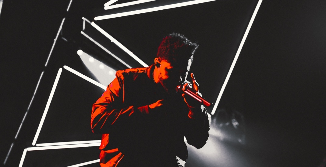 The Weeknd is at the centre of this two-day Toronto photo exhibit
