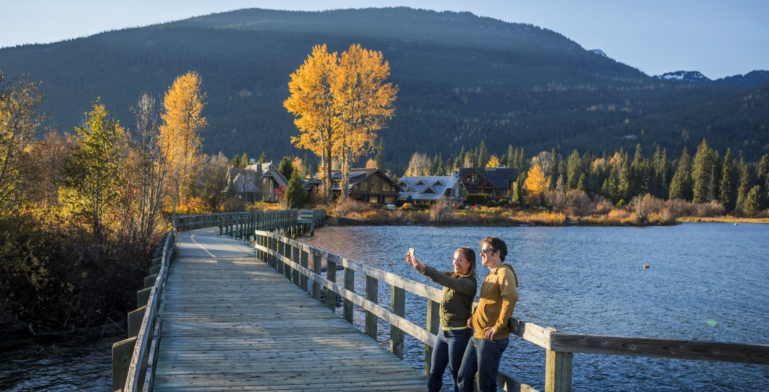 Pre-winter getaway: 6 things to do in Whistler this fall