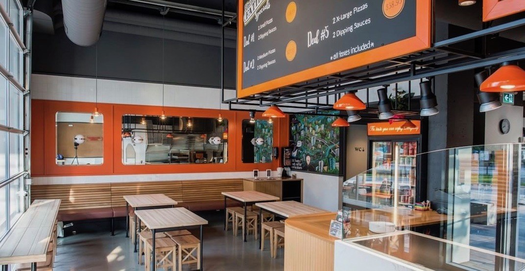 This beloved Vancouver pizza chain officially open at UBC
