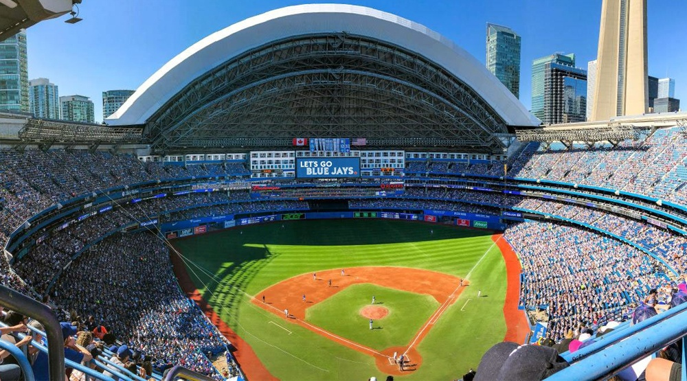 Blue Jays approved to host 15,000 fans at the Rogers Centre this month