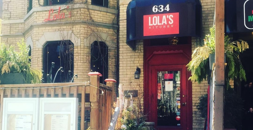 Closure of Lola's Kitchen so abrupt it leaves staffed locked out without notice