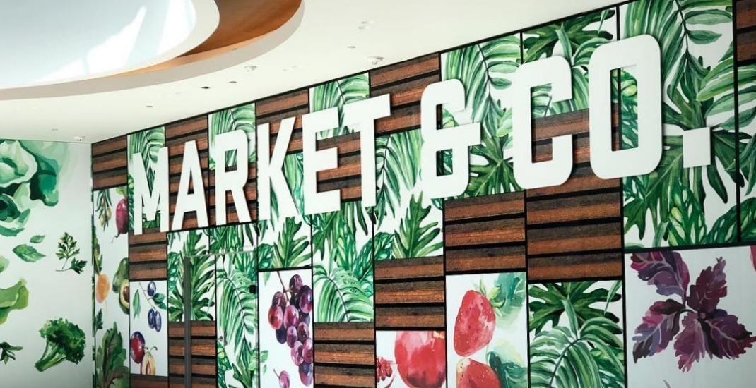 A massive new food market opens north of Toronto this weekend