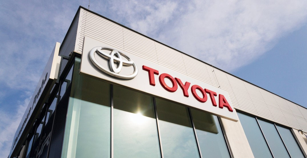 Over 7,000 Toyota vehicles in Canada being recalled due to fire risk