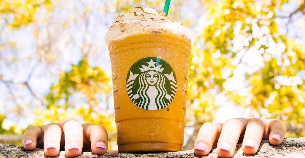 Starbucks is offering half-priced Frappuccinos tomorrow