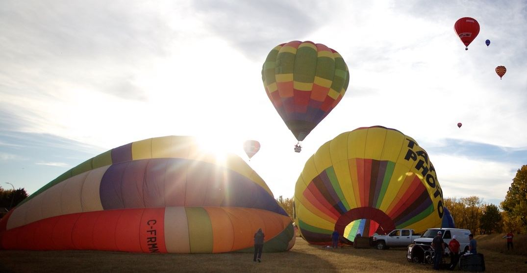 International Hot Air Balloon festival floats back to High River this month
