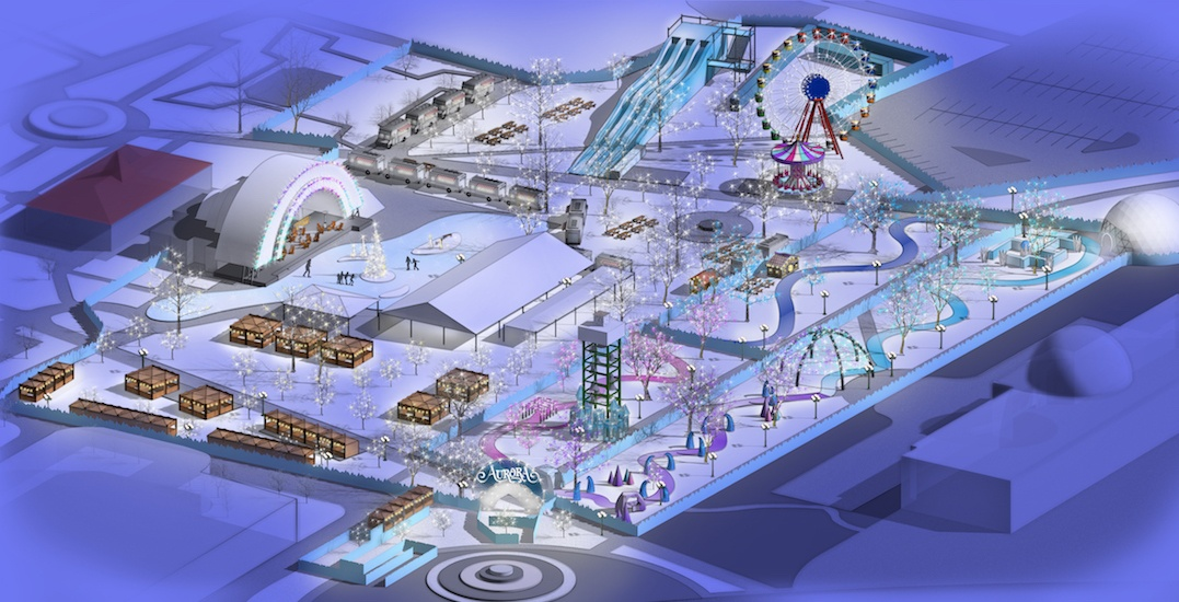 Vancouver is getting a MASSIVE new winter festival inspired by the North Pole
