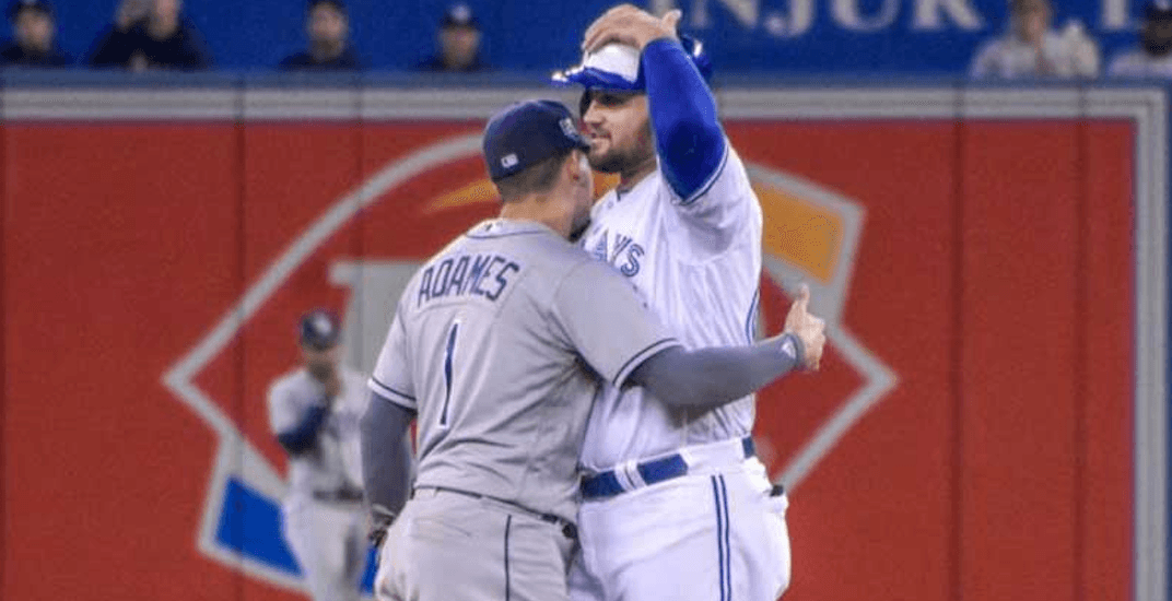 Blue Jays rookie Tellez provides feel-good moment following death of his mother