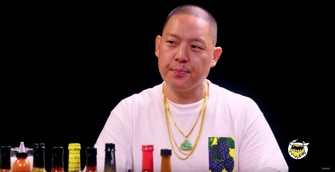 Eddie Huang names Toronto as the best food city in 'America'