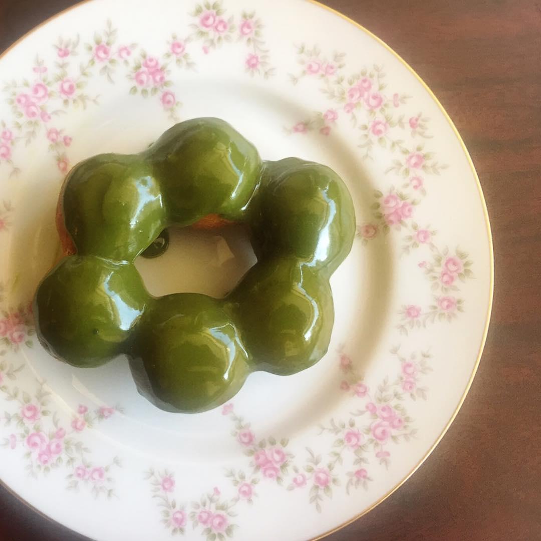 mochi doughnuts