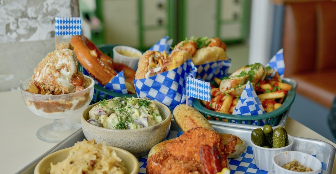 Vancouver's getting a 'Wünderbar' pop-up for Oktoberfest food