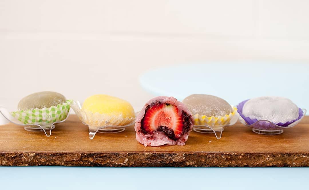 mochi sasaki fine pastry