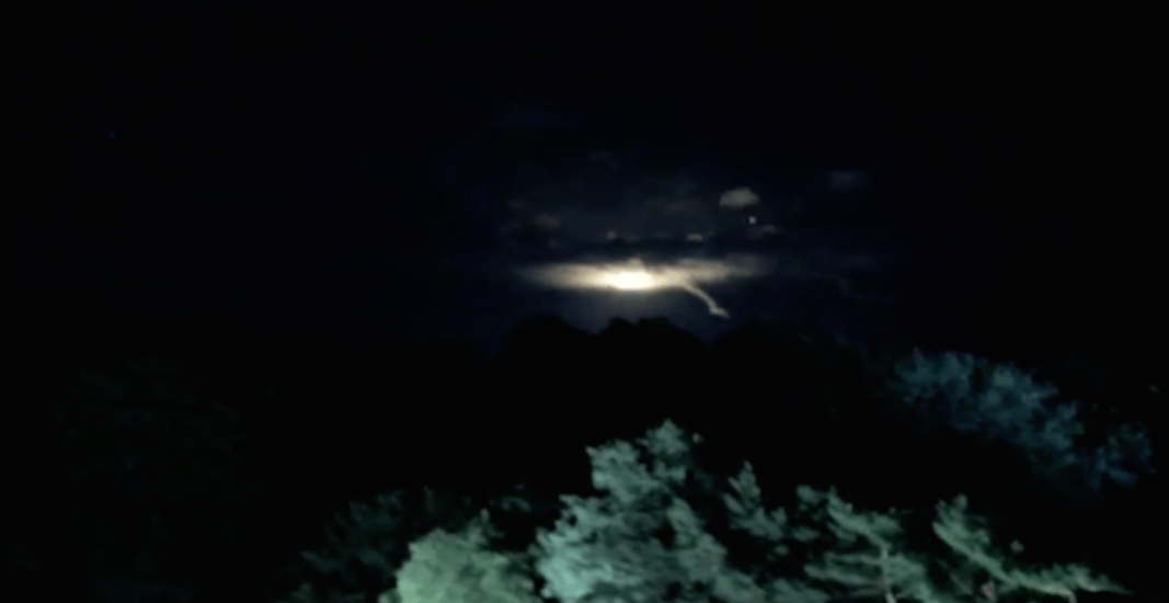 Fireball-shaped object appearing in Toronto sky prompts UFO reports (PHOTOS)