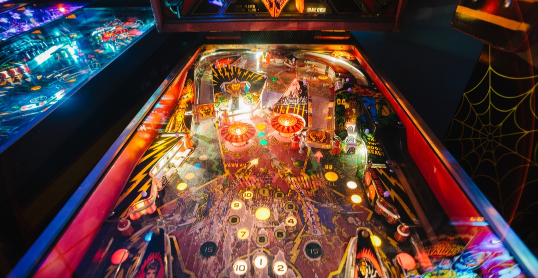 A Pinball Expo with over 100 machines is happening in Vancouver this weekend