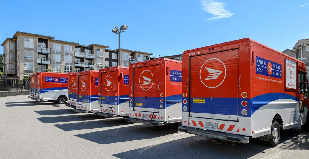 Canada Post warns deliveries could be delayed as late as January 2019