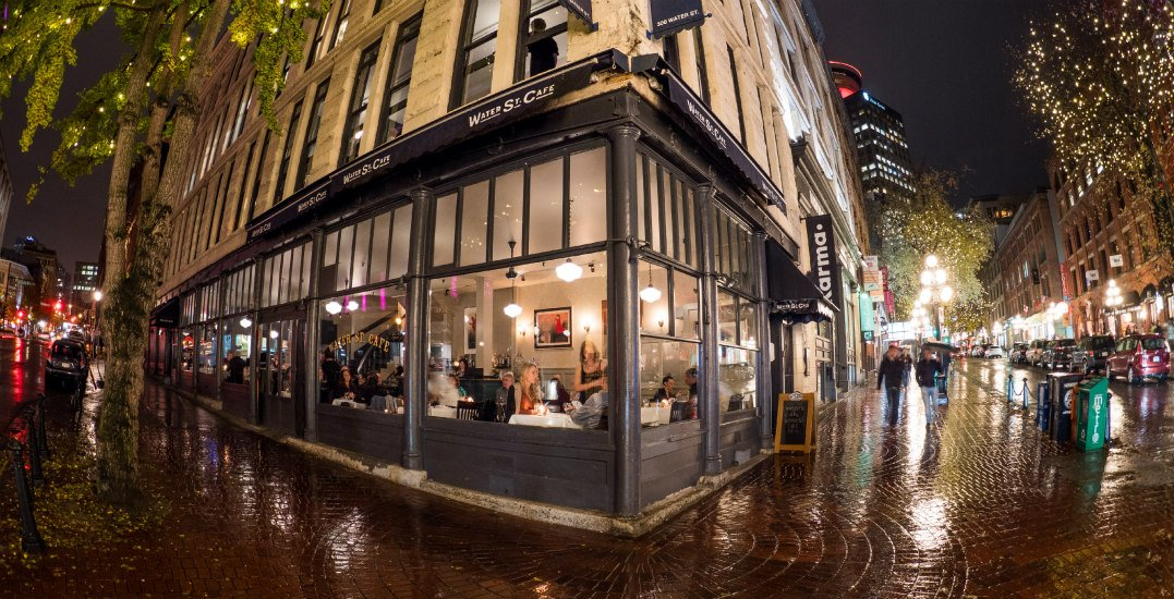 Water St. Cafe celebrates 30 years with gala and 'blast from the past' menu