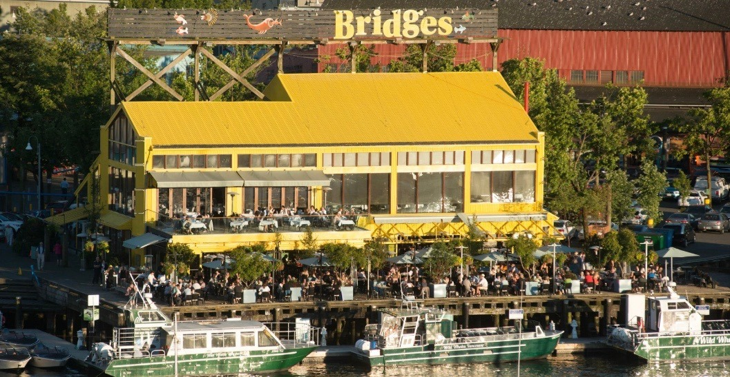 Tap & Barrel owner buys iconic Bridges restaurant on Granville Island