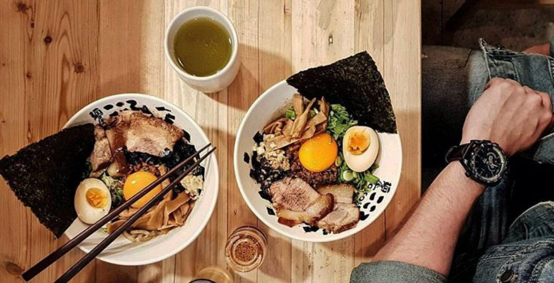 A new Japanese ramen spot in Vancouver is offering FREE ramen this month