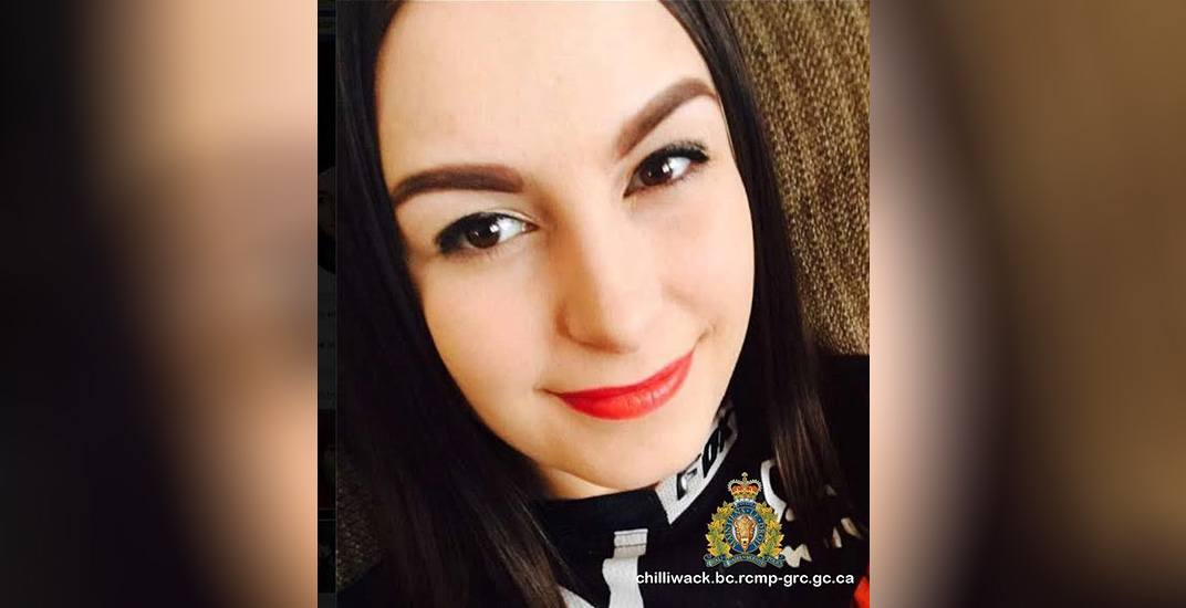 Police searching for 21-year-old Chilliwack woman missing since last month