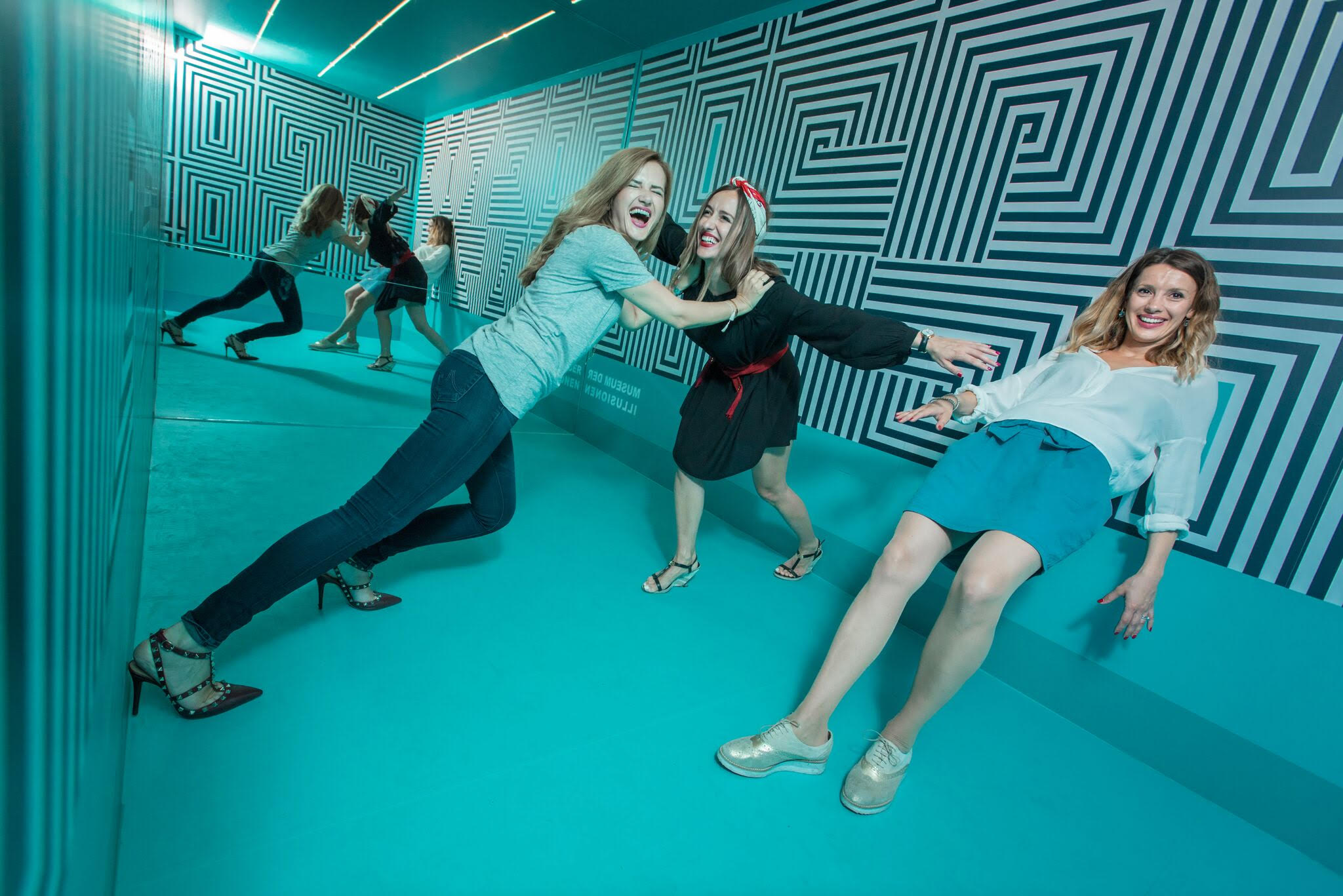 A Museum Of Illusions Is Opening In Toronto Next Month