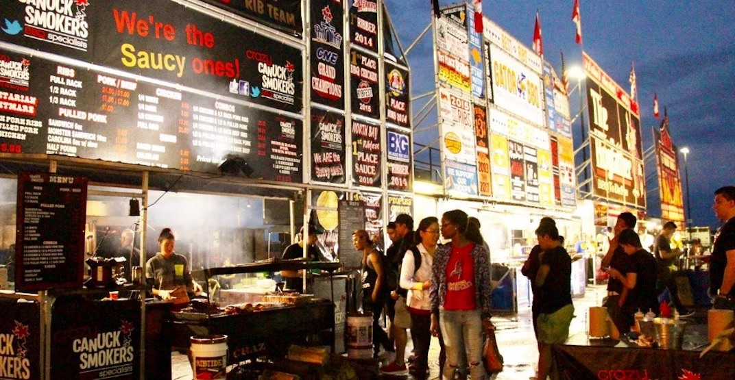 Vancouver's first annual Ribfest is going down this month