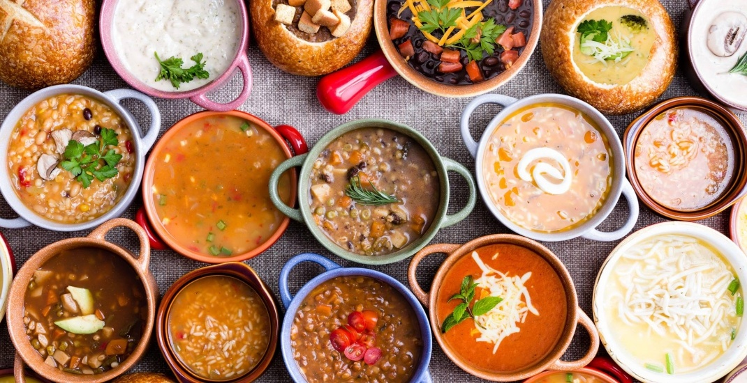 Toronto's inaugural Soup Festival is happening next month