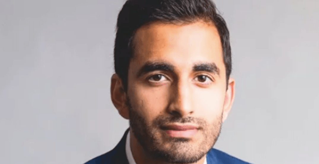 This 24-year-old is trying to become Vancouver's youngest-ever city councillor