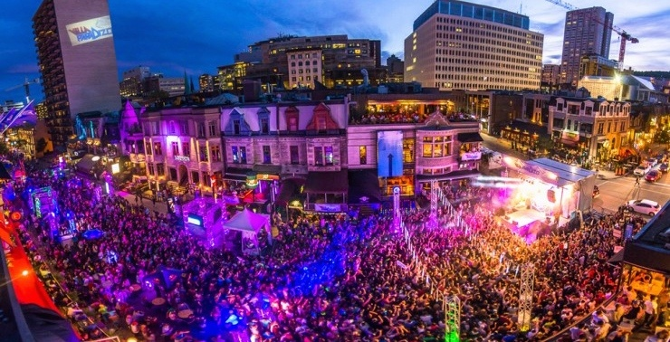 A massive FREE EDM festival is coming to Crescent Street this weekend