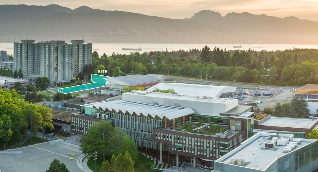 UBC Walter Gage Residence