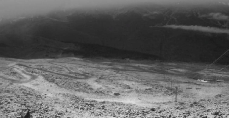 It's already snowed at Whistler Blackcomb (PHOTO)